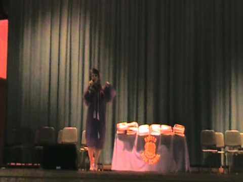 Ashley Marie Foster Graduation 2008