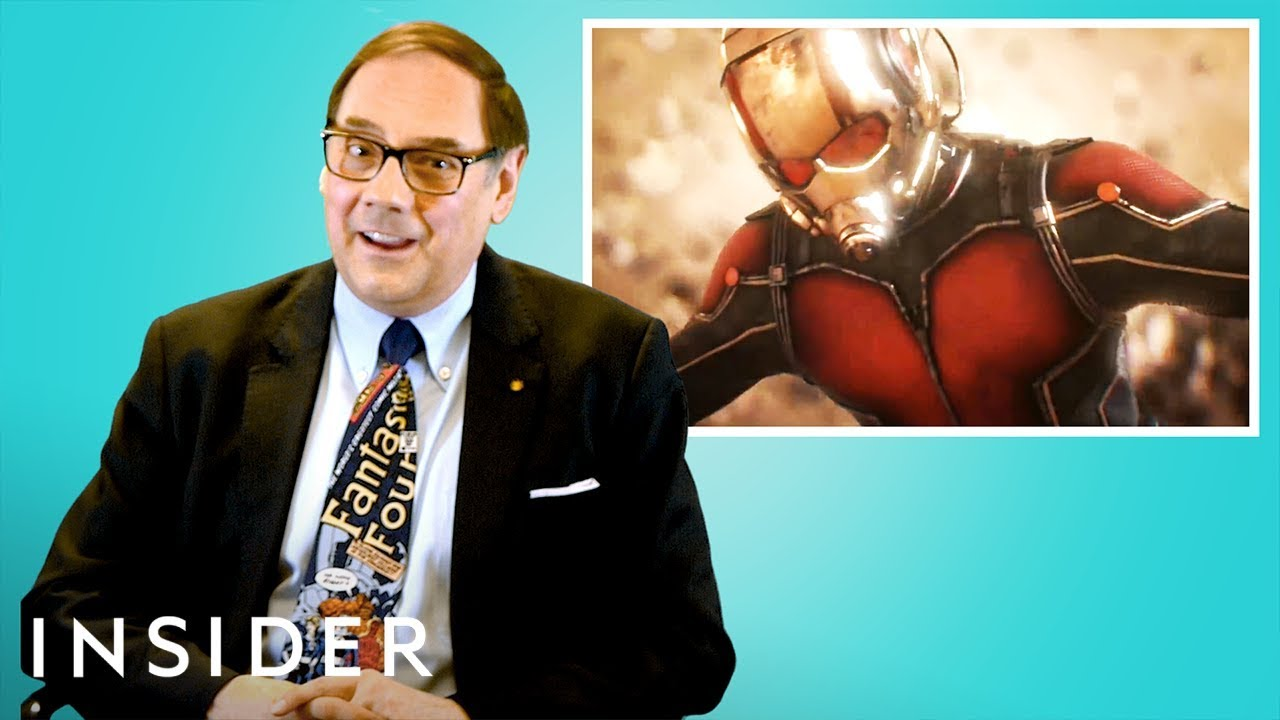 Physicist Breaks Down The Science Of 10 Iconic Marvel Scenes | How Real Is It?
