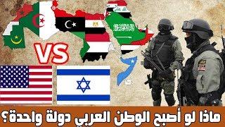 10 أشياء يخشاها الغرب وأمريكا من العرب