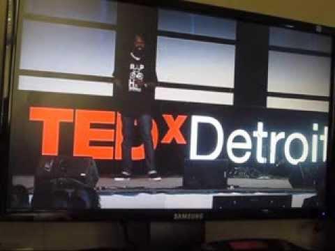 TEDx Detroit - detroit bike city
