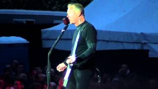 Metallica - Lords of Summer, live Stockholm Fields Sweden 2014