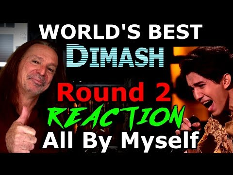 Worlds Best Vocal Coach Reaction To Dimash Kudaibergen - Episode 2 - All By Myself - Ken Tamplin