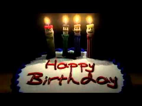 Birthday MMS