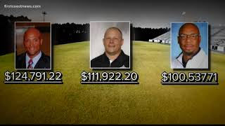 Georgia high school football coaches score big with $100K-plus salaries
