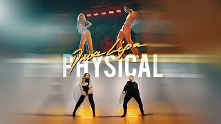 """My dance video to """"physical"""" by dua lipa, official choreography cover #dualipa #physical #dancecover"""