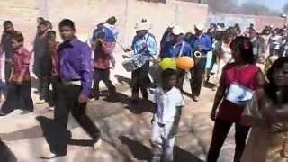 Baile de XV AÑos en Sta Clara STo Domingo Monarcas del Valle