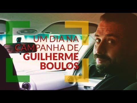 O ÚLTIMO DIA DE CAMPANHA DE GUILHERME BOULOS
