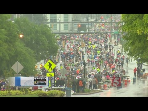 Runners Converge On Nashville For Country Music Marathon