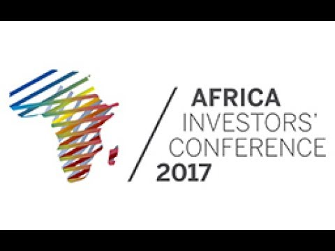 Standard Bank - partnering for investment opportunities in Africa - AIC London 2017