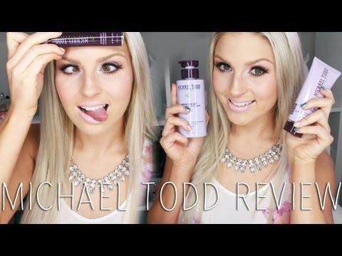 Skincare Review ♡ Michael Todd True Organics