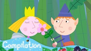 Ben and Holly's Little Kingdom | Valentine's Day! | New Compilation