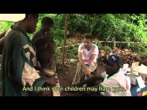 Republic of Congo: Eradicating Yaws, a Forgotten Disease
