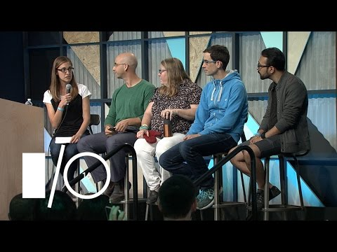 Google.org: Accelerating innovation for people with disabilities - Google I/O 2016