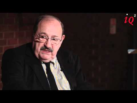 Umberto Eco in conversation with Paul Holdengräber
