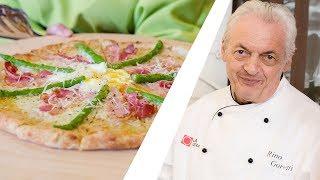 Пиццу от шеф-повара Рино Горетти дегустировали в Ставрополе
