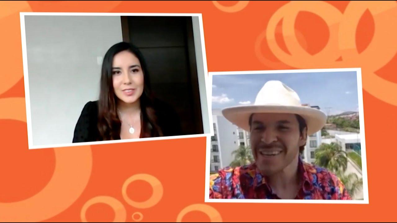 El actor Raúl Sandoval nos contó de su trayectoria y de su sueño de interpretar a Pedro Infante