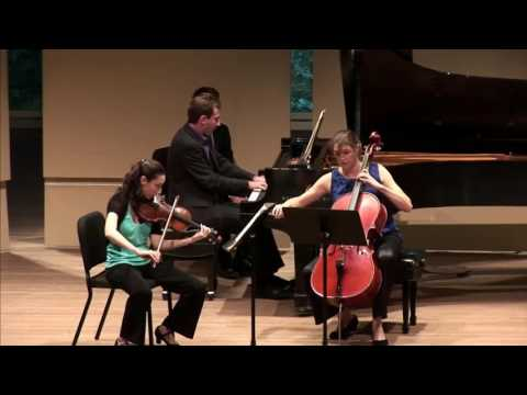 Schumann Piano Trio in D minor Op  64  - Decoda