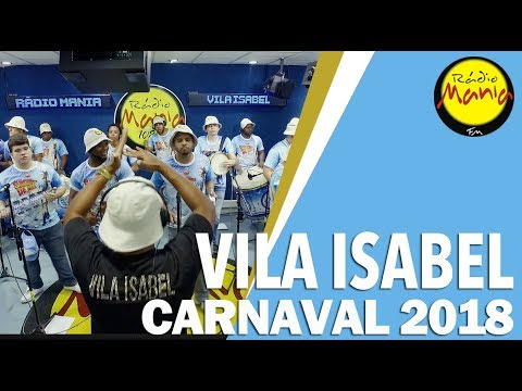 🔴 Radio Mania - Vila Isabel - Corra  que o Futuro Vem Aí - 2018