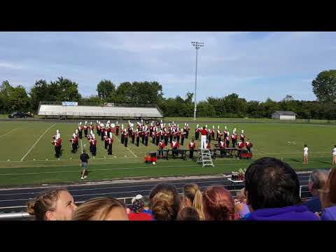 8th Annual Pauls Valley Marching Band Championship Competition