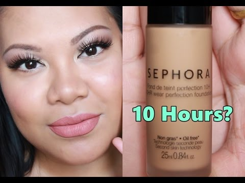 10 HR Wear Perfection Foundation by Sephora Collection #6