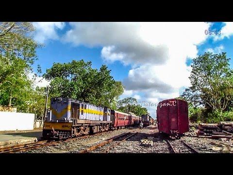 A Short and Sweet Ride through the Gir Region : Indian Railways