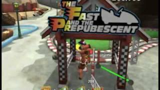 PAIN amusement park: TTF 1st TRY