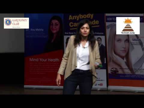 Financial Freedom For Women by Meghana Malkan The Growth Journey mumbai india