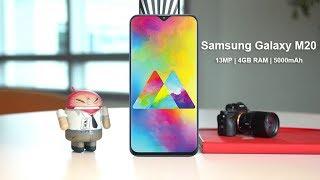 Samsung Galaxy M20 - First Look
