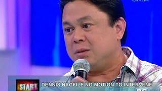Dennis Padilla, nasaktan sa pag-ayaw ni Julia Barretto sa kanyang apelyido
