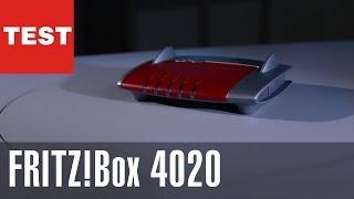 Schrumpfgermane: FritzBox 4020 im Test