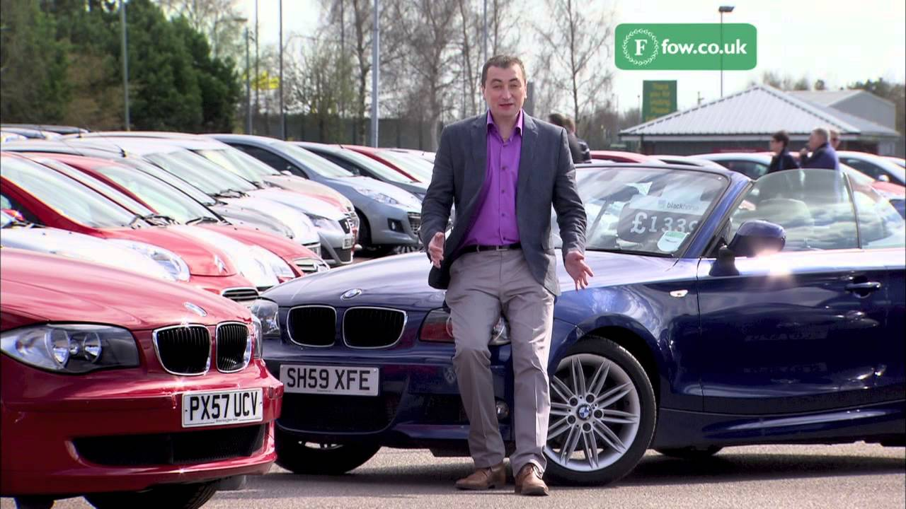 Car Supermarket: Fords Of Winsford Car Supermarket With A Huge Choice Of