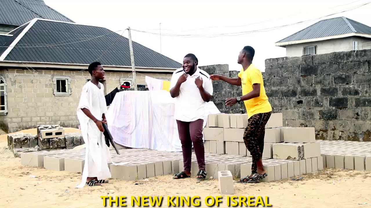 Download THE NEW KING OF ISREAL - ITK CONCEPTS