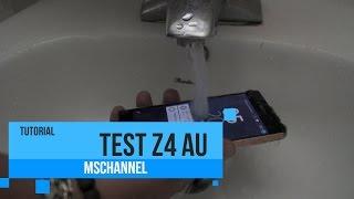MSmobile - Hướng dẫn kiểm tra Sony Xperia Z4 Au trước khi mua