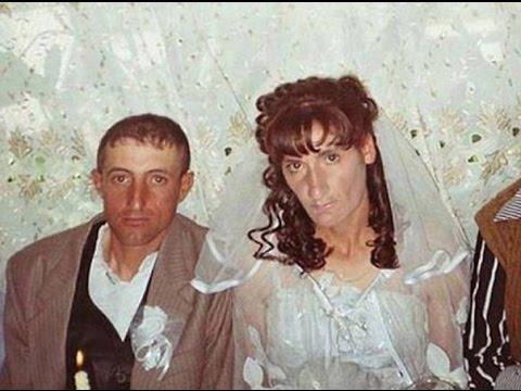 Подборка прикольных свадебных фото ,