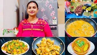 Indian Mom Real Sunday  Routine    Telugu Mom