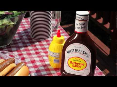 FUNNY Sweet Baby Ray's BBQ Spec Commercial