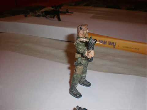 G.I. Joe War 2010.