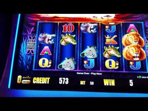 Slots at mount airy