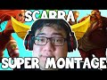 Scarra Super Montage || 2012-2015 Stream & LCS Highlights - Funny Moments