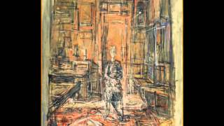 Alberto Giacometti.  -Gary Moore- As the years go passing by