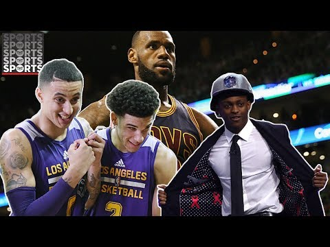 Favorite NBA Players According to NBA Rookies