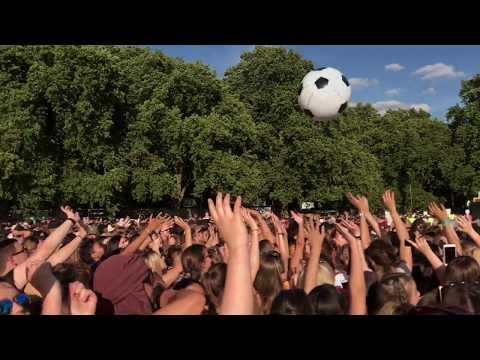 Martin Garrix Live In BST Hyde Park 02 July 2017 (Last Part)