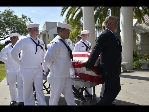 Victor Sibayan Eulogy for Son Carlos of USS Fitzgerald