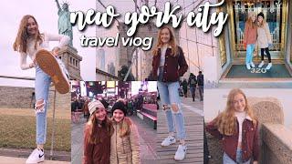 NEW YORK CITY TRAVEL VLOG