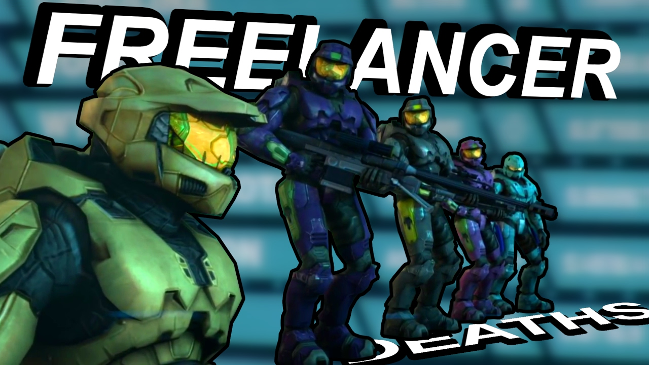 red vs blue every