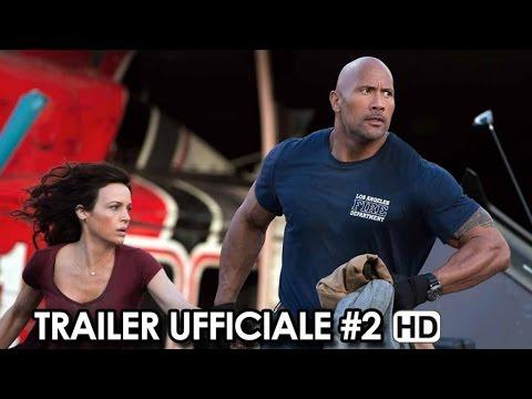 San Andreas Trailer Ufficiale Italiano #2 (2015) - Dwayne Johnson Movie HD
