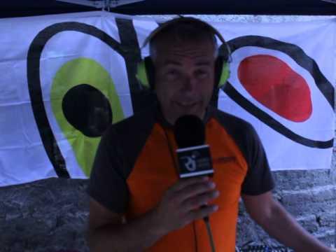 V Subida a Guia Isora 2014, Radio Isora con Ian Montgomery