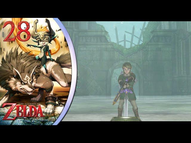 Zelda Twilight Princess HD #28 - La Espada Maestra