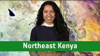 Earth from space: Northeast Kenya