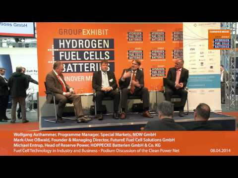 Fuel Cell Technology in Industry and Business